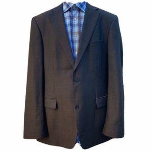 Hugo Boss Black Paolini Wool Silk Blend Sport Coat